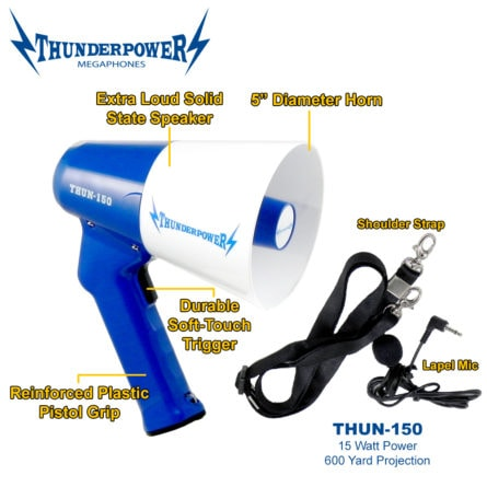 Thunderpower 150 with accessories