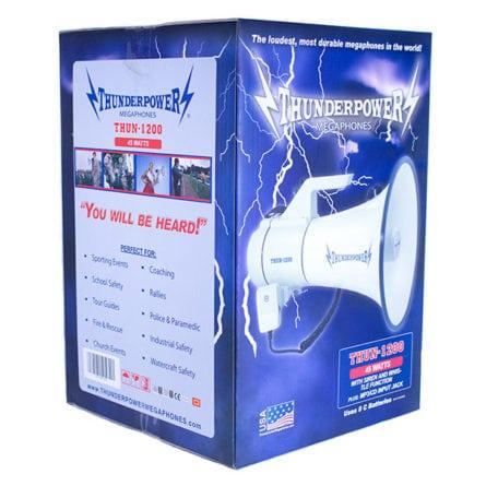ThunderPower 1200 Box
