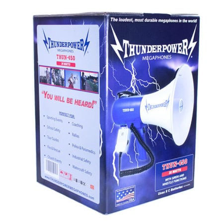 ThunderPower 450 Box
